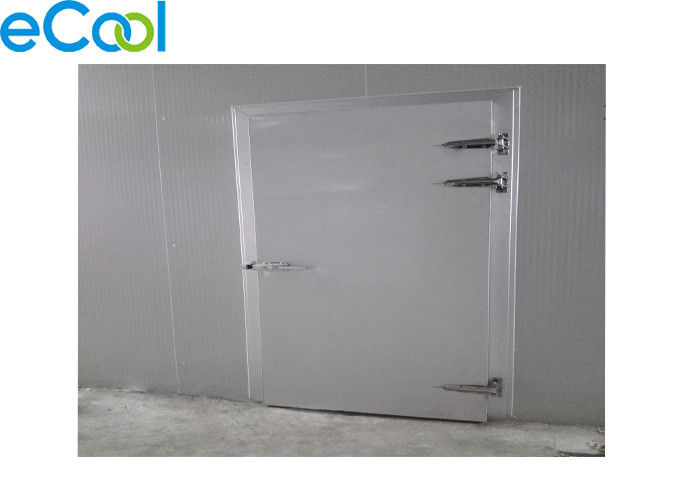 100mm Cool Room Wall Panels , Thermal Insulation Polyurethane Cold Room Panels