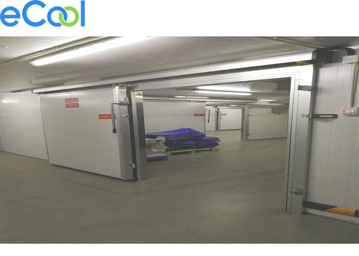 Thermal Insulation Cold Storage Panels LS Sliding Door , 100mm Panels For  Cold Storage