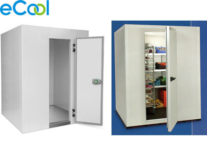 Industrial Freezer Mini Cold Storage , Modular Cold Room With Chilling System