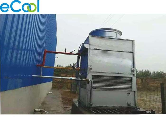 Intelligent Remote Control Cold Storage Logistics For Seafood Processing Factory