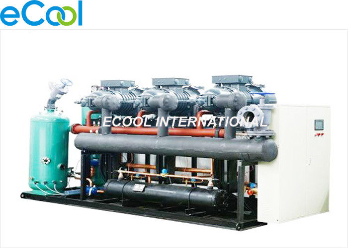 Intelligent Compressor Cooling System , Freezer Compressor Unit 300kw~750Kw