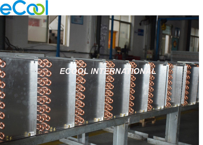 Oem Finned Tube Type Heat Exchanger For Voc Waste Gas Recovery Condenser