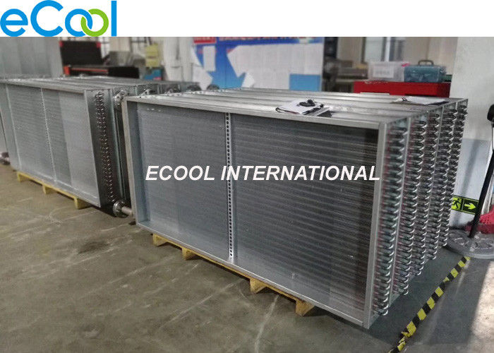 Stainless Steel 304 316 Fin And Tube Heat Exchanger With High Accuracy