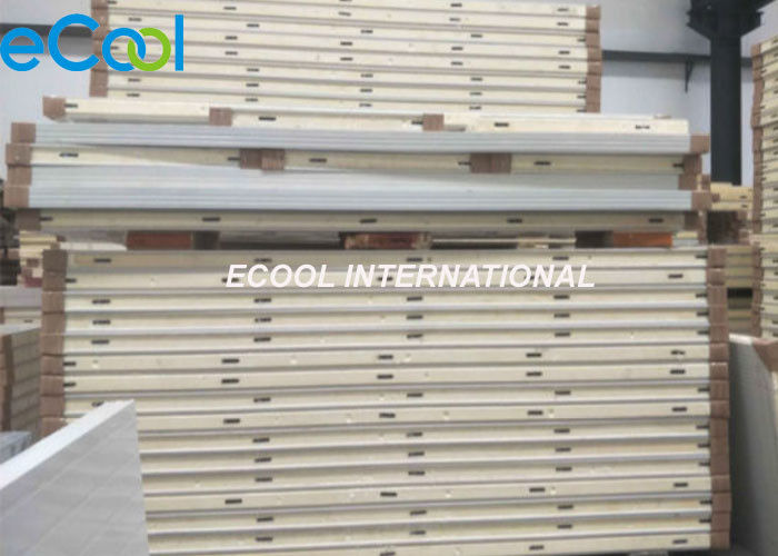 Insulated Freezer Panels With Installation Hook Suitable for Small and Middle Cold Room