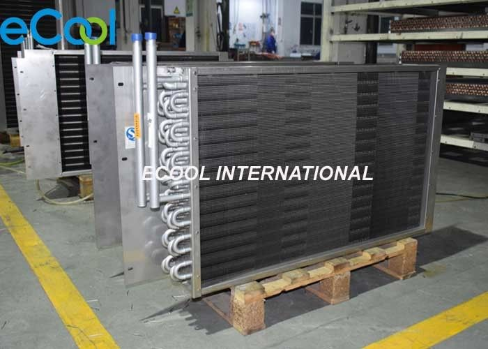 Stainless Steel Finned Tube Heat Exchanger / OEM Fin Type Heat Exchanger