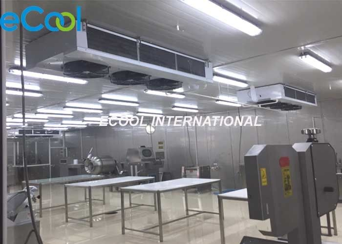 High Efficiency Frozen Food Storage Warehouses With PU/PUR Wall Panel
