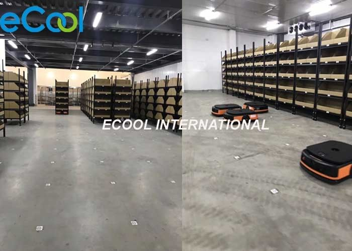 Low Temperature Cold Room Warehouse For Logistics / Distribution Center