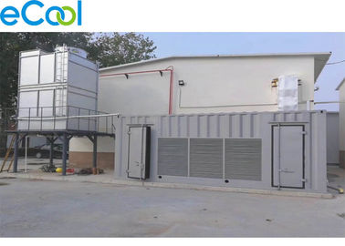 Container  Refrigeration Station/Cold Storage Machine Room  Free Refrigeration Equipment/Compressor Unit