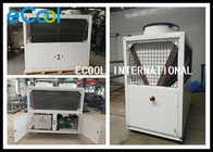 Module Design Freezer Condensing Unit For Industry Cold Storage System