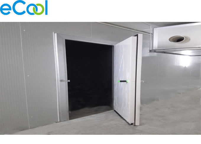 Cold Storage PU Sandwich Panel Food Tensile Strength With Built In Cam Lock